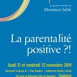 Journées Spirale : La parentalité positive ?!
